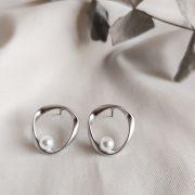 auskarai_silver_pearl (2)