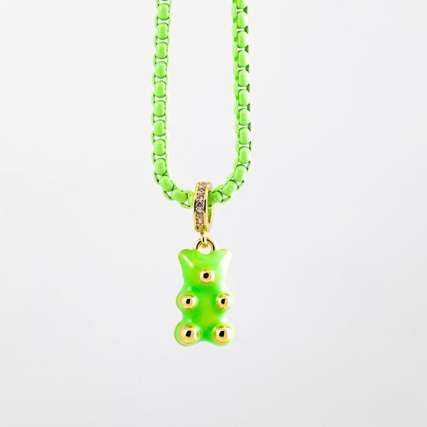 kaklo_papuosalas_green_bear